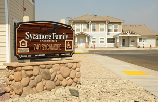 SYCAMORE FAMILY APARTMENTS II