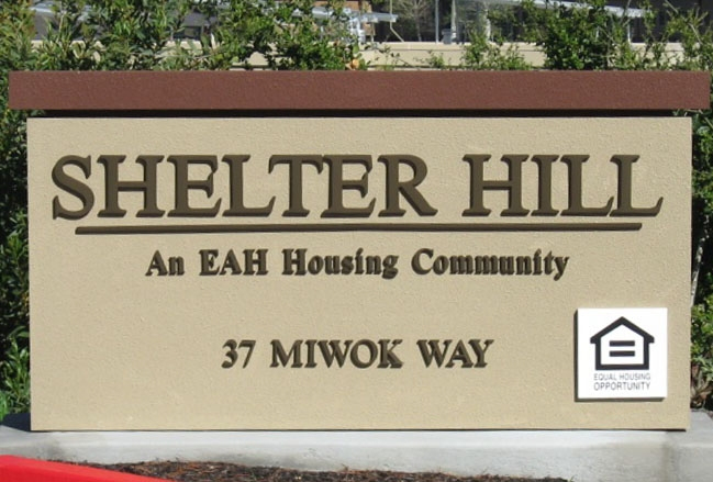 SHELTER HILL APARTMENTS