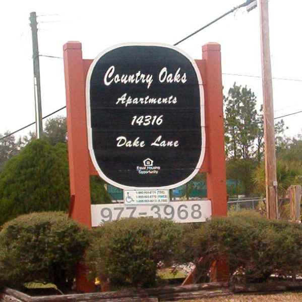 Country Oaks Apartments: Tampa FL Subsidized, Low-Rent