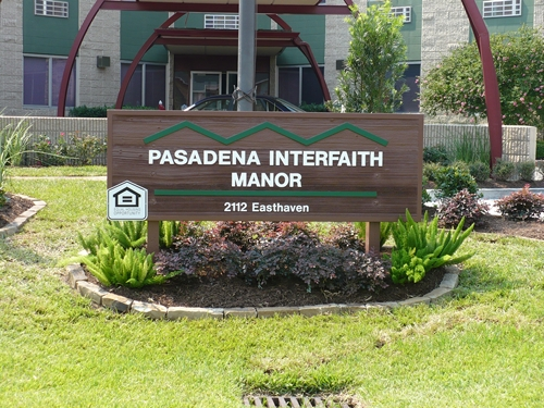 PASADENA INTERFAITH MANOR