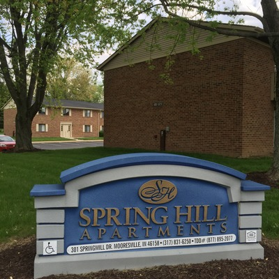SPRING HILL APARTMENTS I