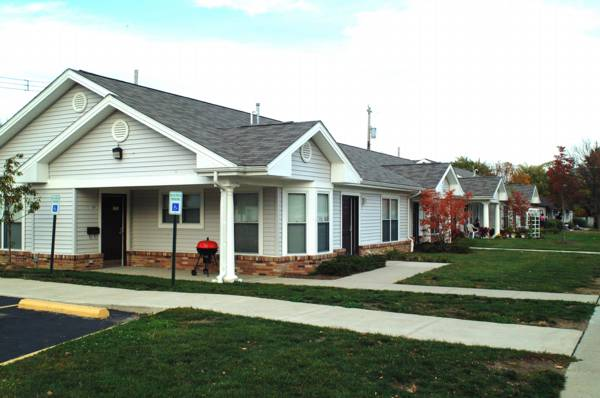 Wilbeth Arlington Homes Akron Oh Subsidized Low Rent Apartment
