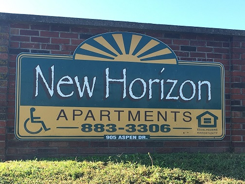 NEW HORIZON APARTMENTS