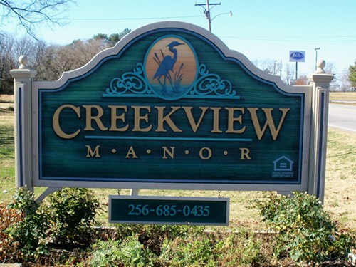 CREEKVIEW MANOR APARTMENTS