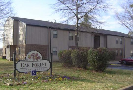 OAK FOREST APARTMENTS ASSOCIATES