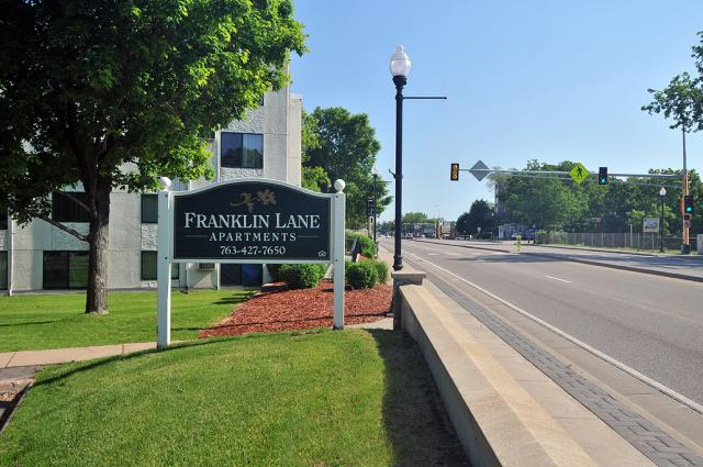 FRANKLIN LANE GOLDEN APARTMENTS