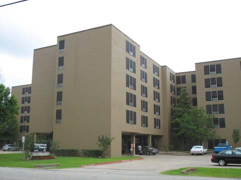 Raintree Towers Apartments Beaumont Tx