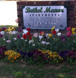 BETHEL MANOR APARTMENTS