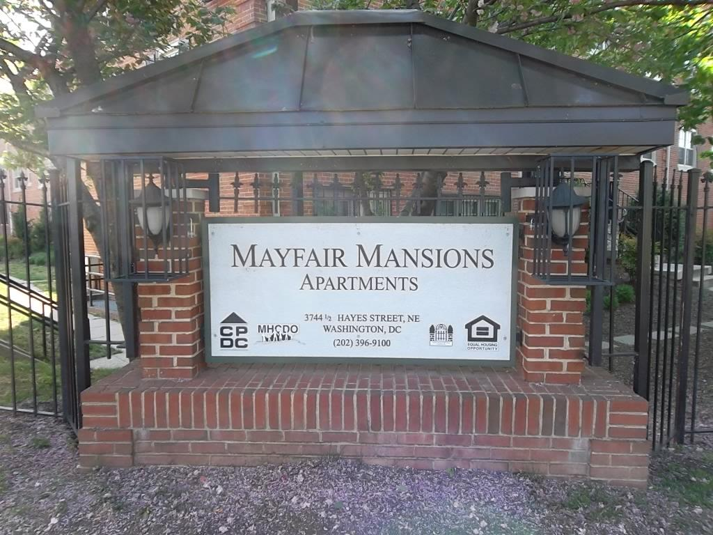 MAYFAIR MANSIONS