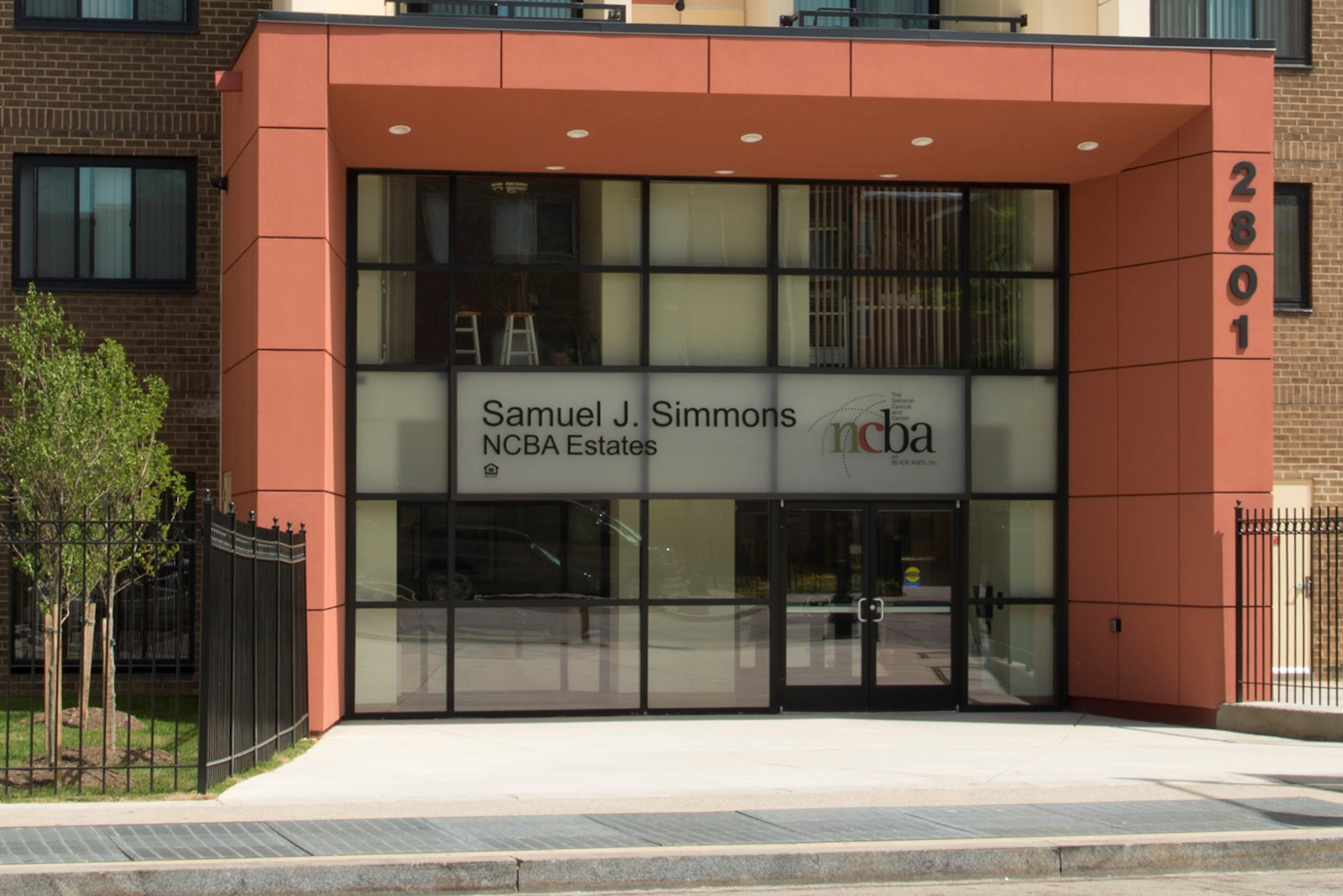 SAMUEL J. SIMMONS NCBA ESTATES