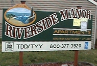 RIVERSIDE MANOR I