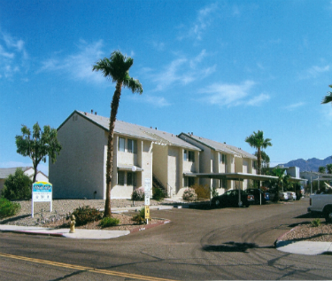 ANACAPA APARTMENTS