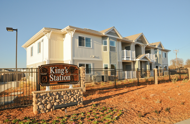 KINGS STATION APARTMENTS