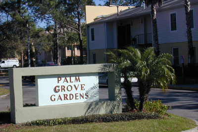 PALM GROVE GARDEN APARTMENTS
