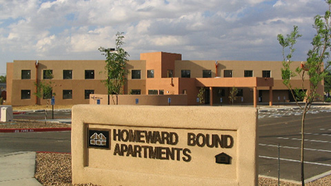 SANTA FE HOMEWARD BOUND APTS