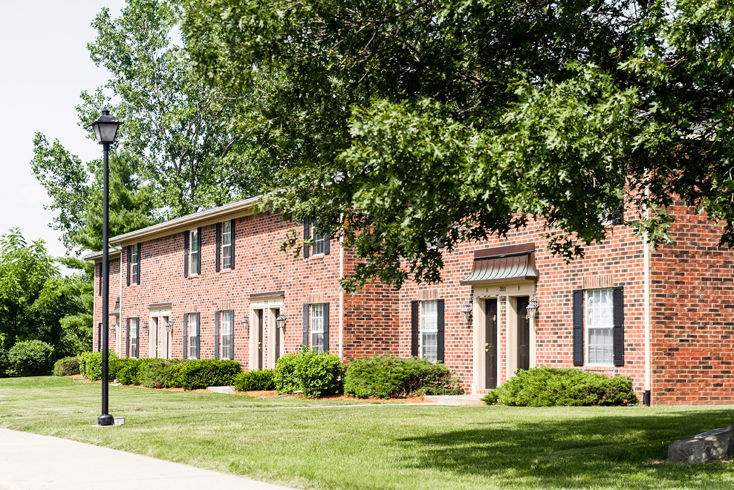 CARRIAGE HOUSE APARTMENTS OF KENDALLVILLE
