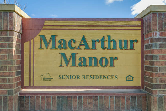 MACARTHUR MANOR SENIOR RESIDENCES