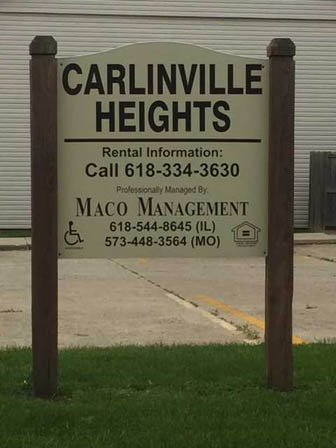CARLINVILLE HEIGHTS