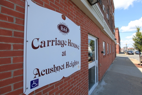 CARRIAGE HOUSE AT ACUSHNET