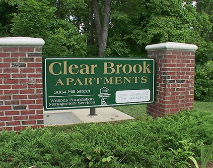 CLEAR BROOK APARTMENTS