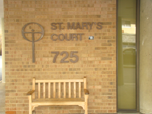 ST. MARY'S COURT