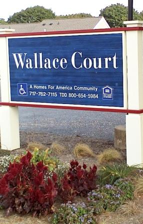 WALLACE COURTS