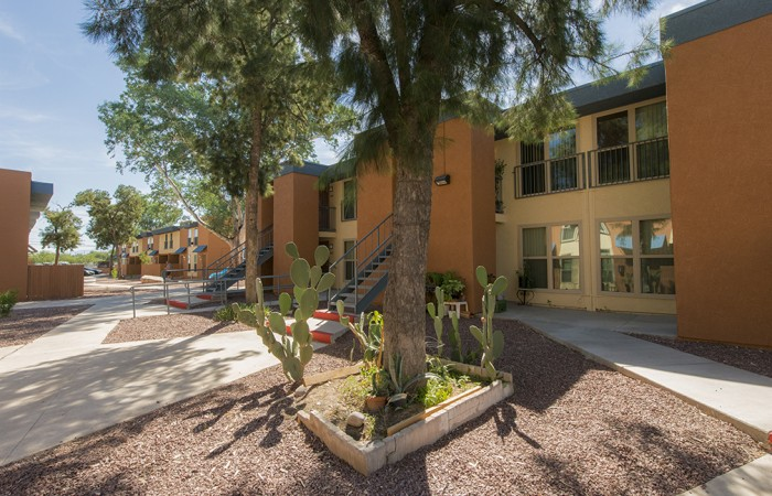 Miraflores Apartments Tucson Az Subsidized Low Rent