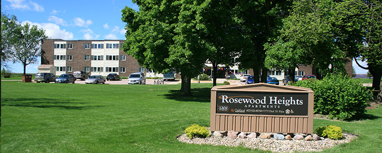 ROSEWOOD HEIGHTS APARTMENTS
