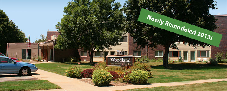WOODLAND APARTMENTS