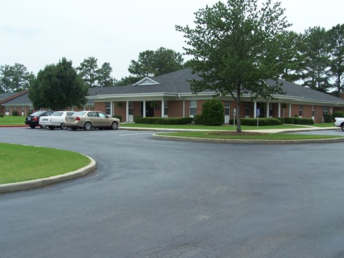 BAPTIST RETIREMENT VILLAGE