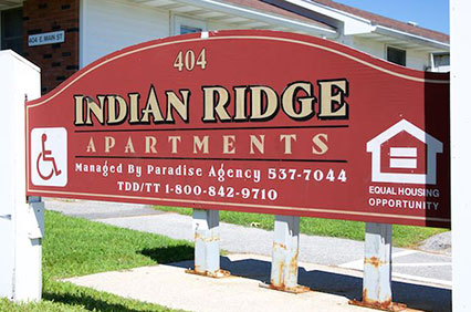 INDIAN RIDGE II