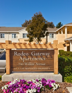 Rodeo Gateway Rodeo Ca Subsidized Low Rent Apartment