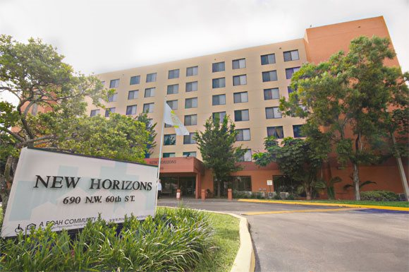 NEW HORIZONS APARTMENTS