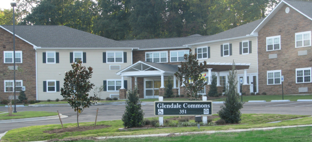 GLENDALE COMMONS