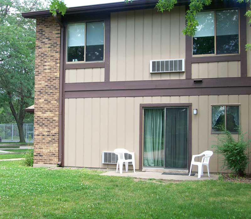 Tall Oak Village Washington Il Subsidized Low Rent Apartment