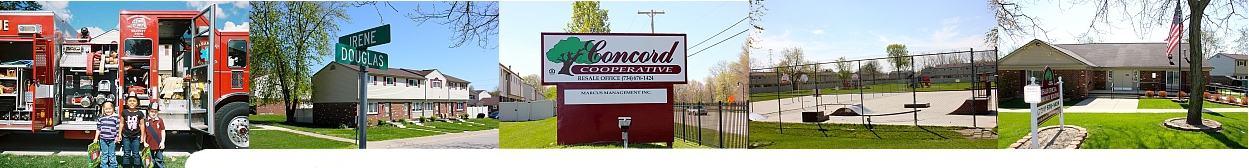 CONCORD TOWNHOUSE COOPERATIVE 1-8