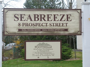 SEABREEZE APARTMENTS