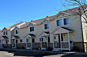 CRYSTAL BROOK TOWNHOMES