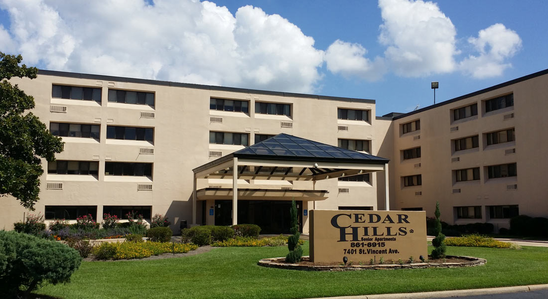 CEDAR HILLS SENIOR APARTMENTS