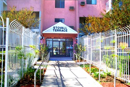 STOVALL TERRACE APARTMENTS