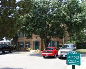 CEDAR HILL APARTMENTS