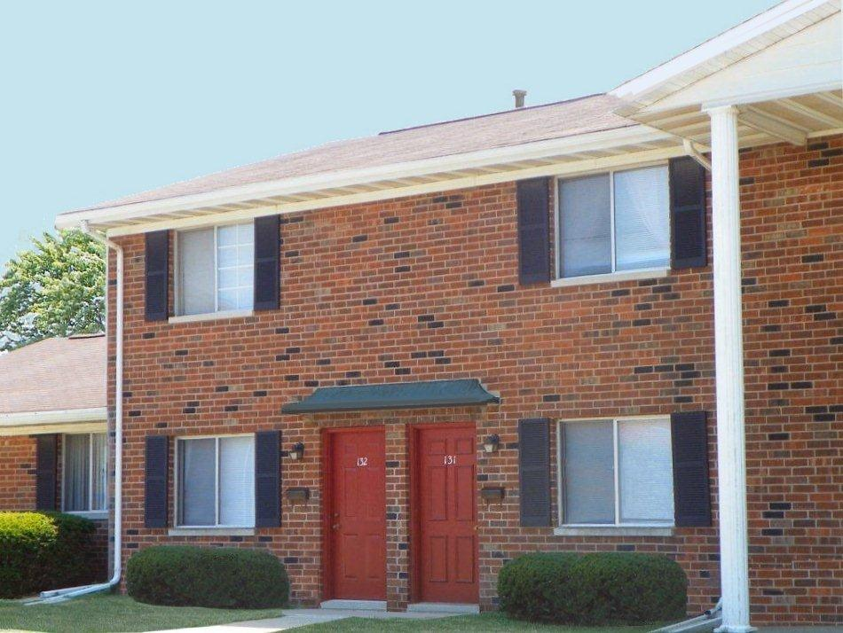 Lincoln Square Apartments Normal Il Subsidized Low Rent