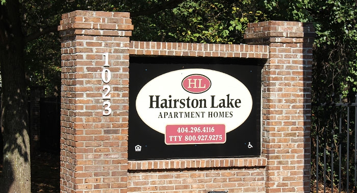 HAIRSTON LAKE APARTMENTS