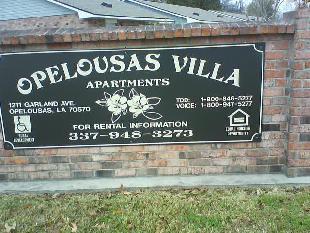 OPELOUSAS VILLA APARTMENTS