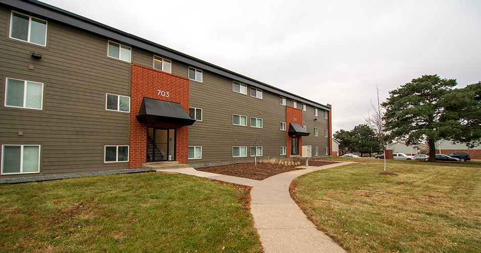 THE SCOTT AT EAST VILLAGE APARTMENTS