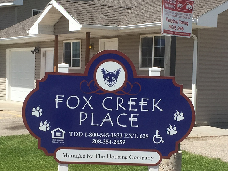 FOX CREEK PLACE APARTMENTS II