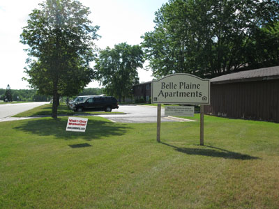 BELLE PLAINE APARTMENTS