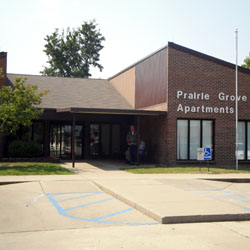 PRAIRIE GROVE APARTMENTS