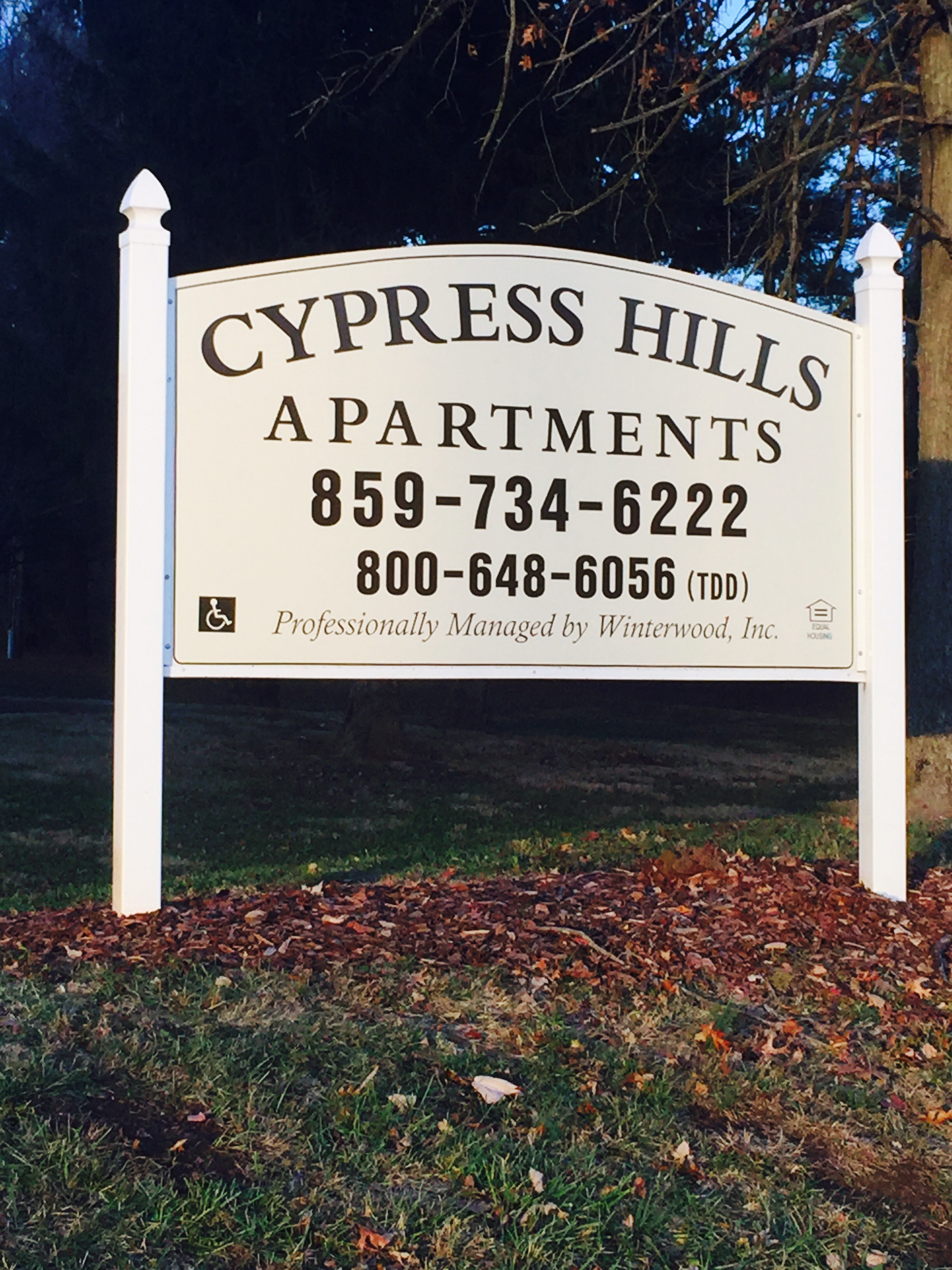 CYPRESS HILL APARTMENTS