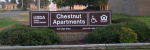 CHESTNUT APARTMENTS